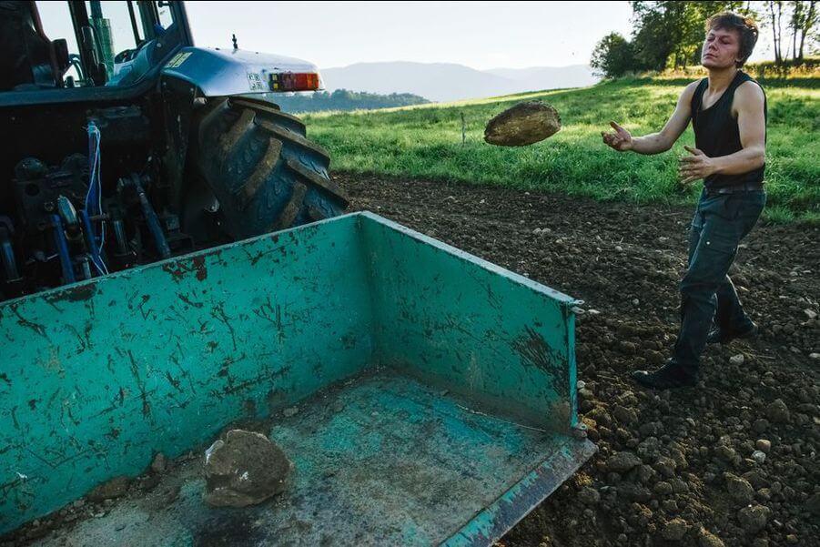 Prix Puressentiel Nature : L'agriculture a la peau dure de Mathias Benguigui