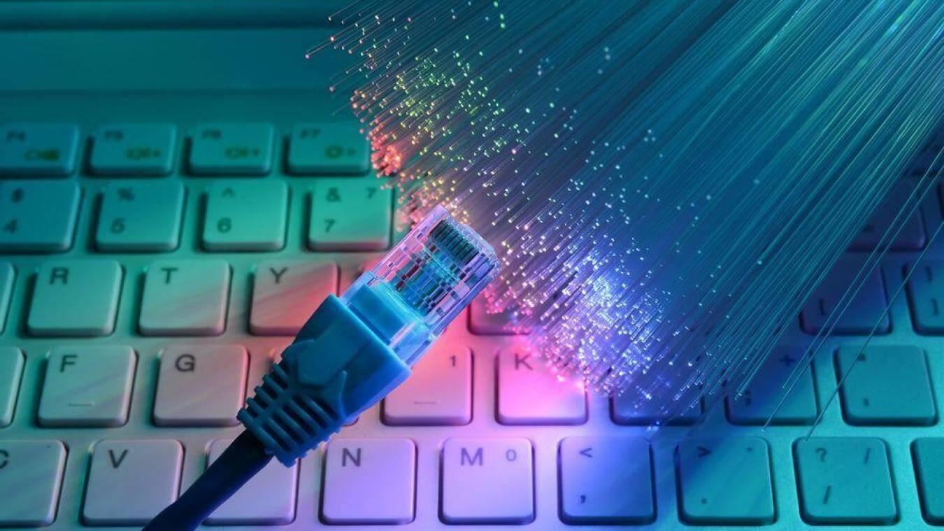 internet en fibre optique