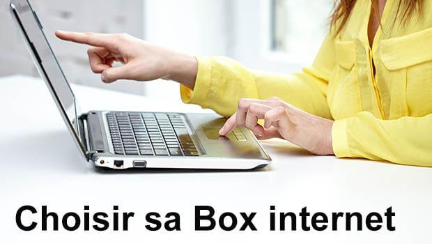 Box internet avec engagement