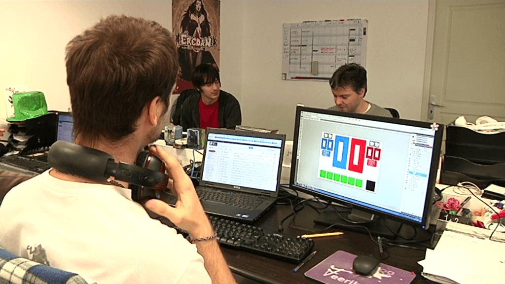 Developpers de jeux vidéo et de logiciels