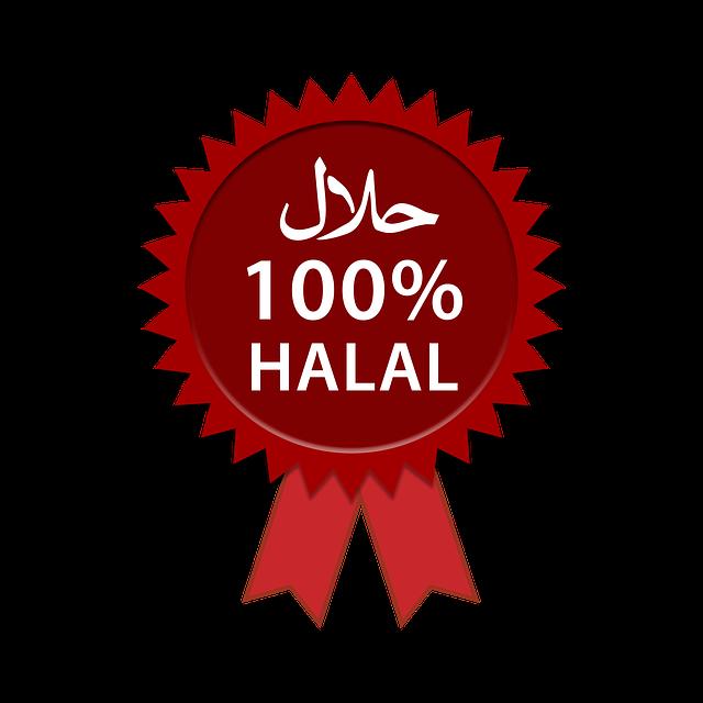 produit Halal