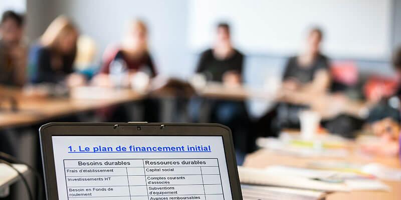 formation professionnelle en comptabilité