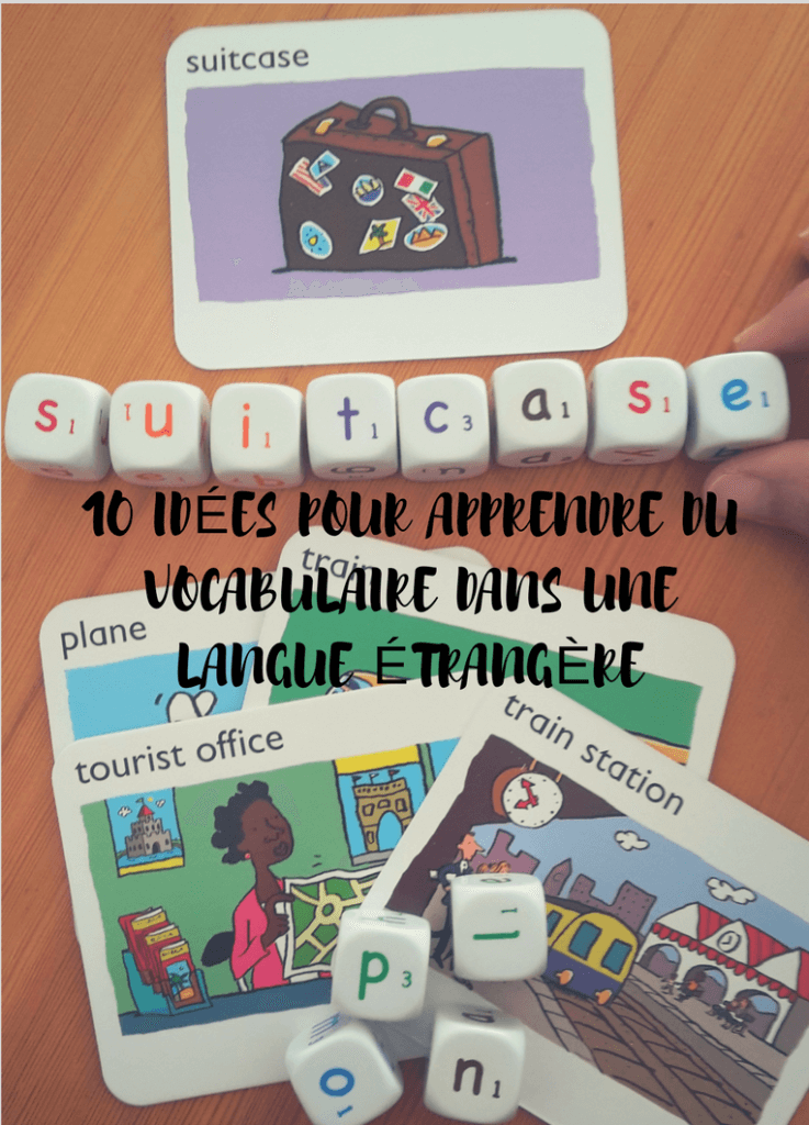 Vocabulaires