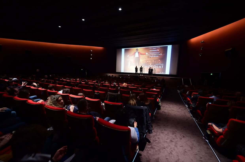 Au cinéma et au théâtre